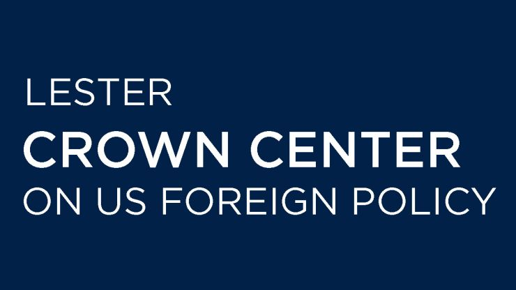 Lester Crown Center on US Foreign Policy logo