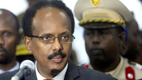 Somalia's president after election day