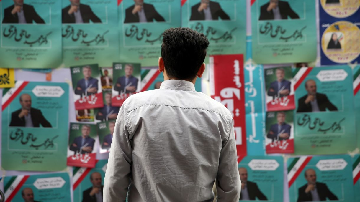 Disappointed in Rouhani, Iranians Seek a Different Sort of Leader in June Elections | Chicago Council on Global Affairs
