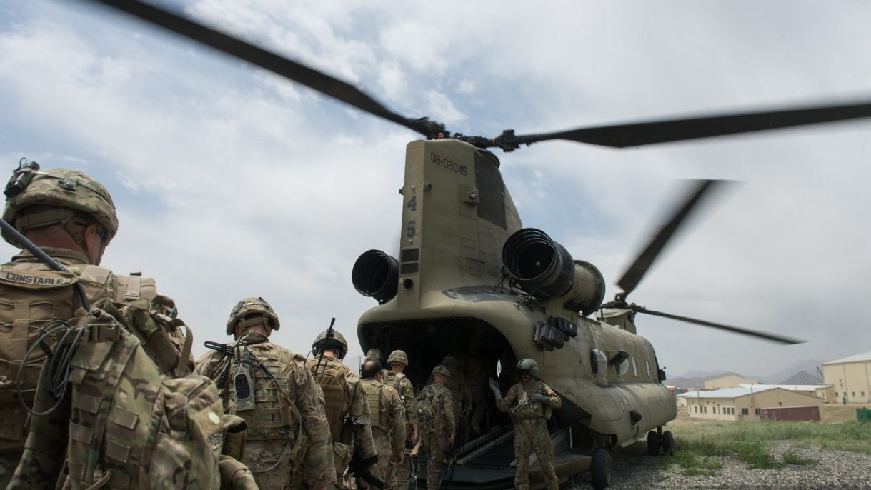 We're Leaving Afghanistan. Now What? | Chicago Council on Global Affairs